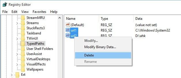 Làm sao để xóa lịch sử tìm kiếm thư mục, tập tin trên Windows Explorer?