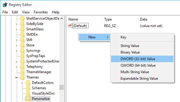 Kích hoạt chế độ Dark Mode trên Windows 10 như thế nào?