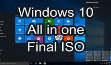 Làm thế nào để tạo bộ cài Windows All In One?