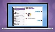 Cách gửi file trên Viber dành cho PC