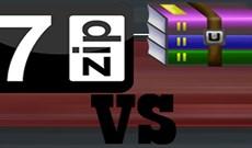 So sánh WinRar và 7Zip