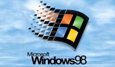 Trải nghiệm thú vị cùng Windows 98 trực tuyến trên máy tính