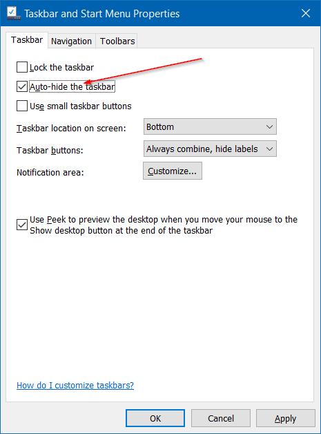 Xóa biểu tượng chế độ Airplane/Flight Mode trên thanh Taskbar Windows 10