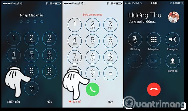 Cách dùng Heal - Medical ID trên iPhone trong tình huống khẩn cấp