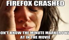 Làm gì khi Firefox bị lỗi Crash?
