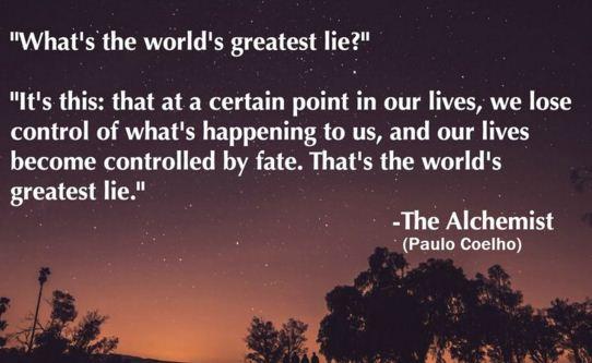 Hãy nói một lời nói dối vĩ đại
