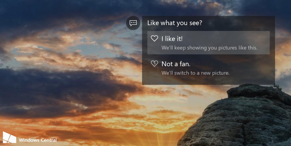 Kích hoạt Windows Spotlight trên Windows 10