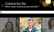 Bạn giống người nổi tiếng nào bằng ứng dụng CelebsLike.Me