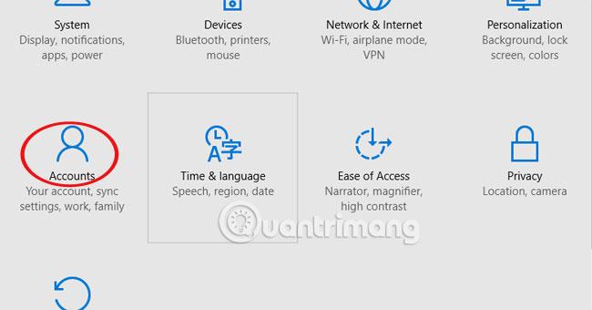 Hướng dẫn tạo mã pin trong Windows 10