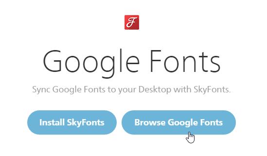 2 cách đơn giản cài đặt Google Fonts trên Windows 10