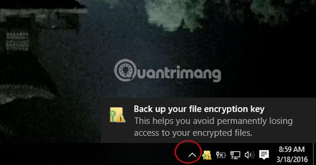 Cách mã hóa file, thư mục bằng EFS trên Windows 10