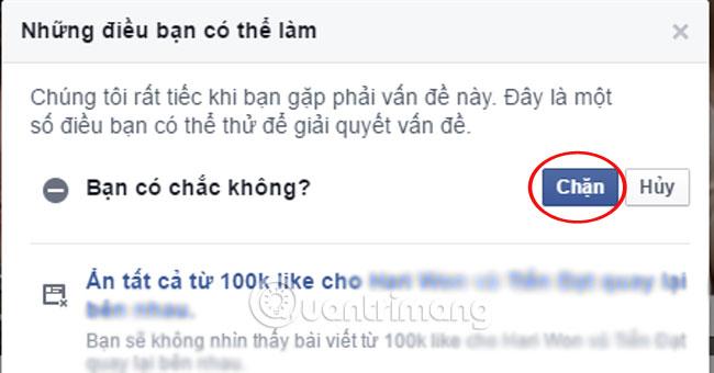 Hướng dẫn báo cáo Fanpage giả mạo trên Facebook