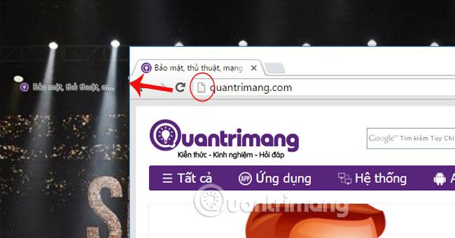Cách thêm liên kết Web vào Start menu trên Windows 10