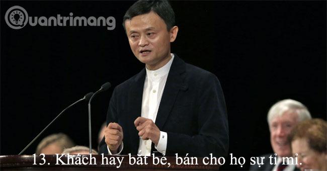 """15 nguyên tắc bán hàng """"đắt giá"""" của Jack Ma cho dân kinh doanh"""