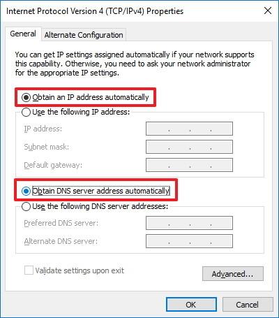Hướng dẫn thiết lập và quản lý Network Bridge trên Windows 10