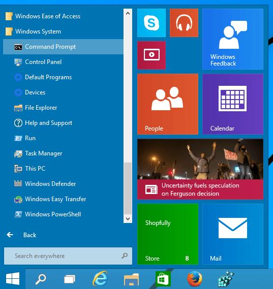 Thủ thuật burn file ISO từ Command Prompt trên Windows 10