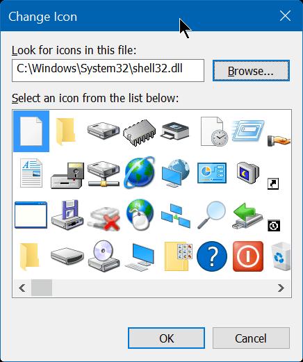 Tạo Shortcut tắt, khởi động lại máy... trên màn hình Desktop Windows 10