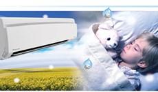Cách chọn máy điều hòa cho nhà có trẻ nhỏ