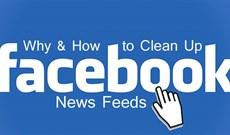 Mẹo nhỏ để dọn dẹp News Feed trên Facebook