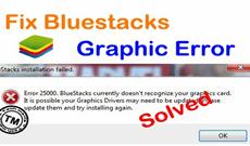 Sửa lỗi 25000 trong quá trình cài đặt BlueStacks