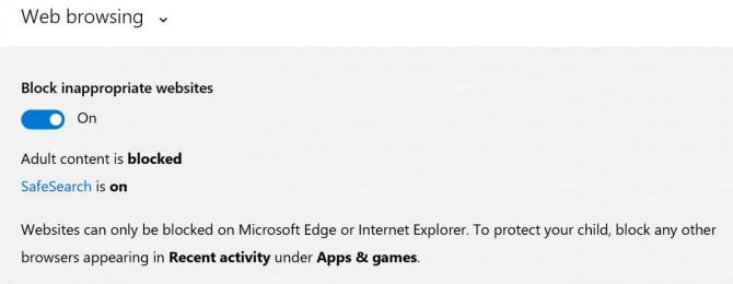 Hướng dẫn thiết lập và sử dụng Parental Control trên Windows 10