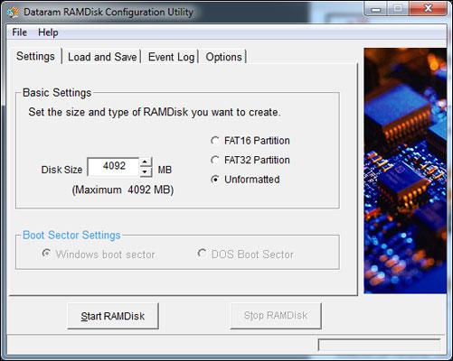 Hướng dẫn các bước tạo ổ đĩa RAM trên Windows