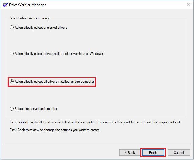 Hướng dẫn sửa lỗi Driver Power State Failure trên Windows 10 - Ảnh minh hoạ 7