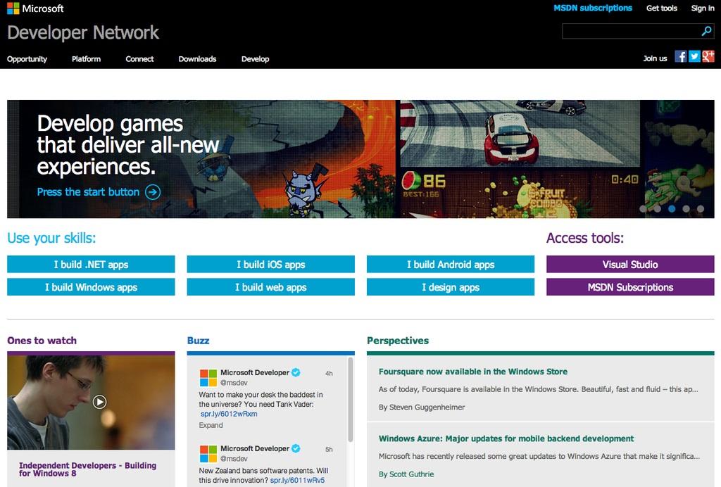MSDN.Microsoft.com