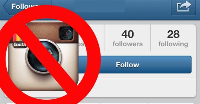 Cách chặn và bỏ chặn người dùng trên Instagram