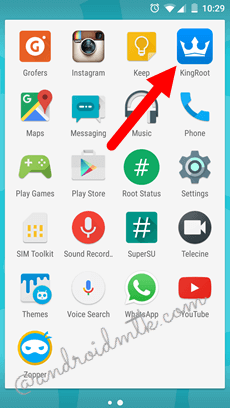 Hướng dẫn root Android dễ dàng và nhanh chóng - Quantrimang com