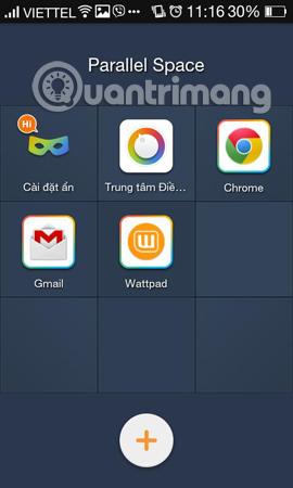 Cách đăng nhập nhiều tài khoản cùng ứng dụng trên Android