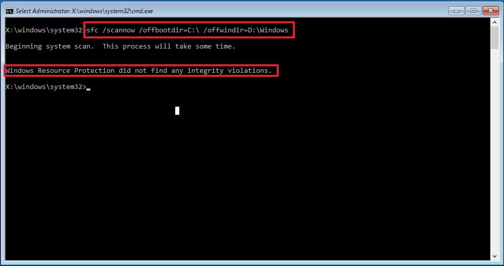 Sử dụng lệnh SFC scannow để sửa lỗi file hệ thống Windows 10 - Ảnh minh hoạ 13