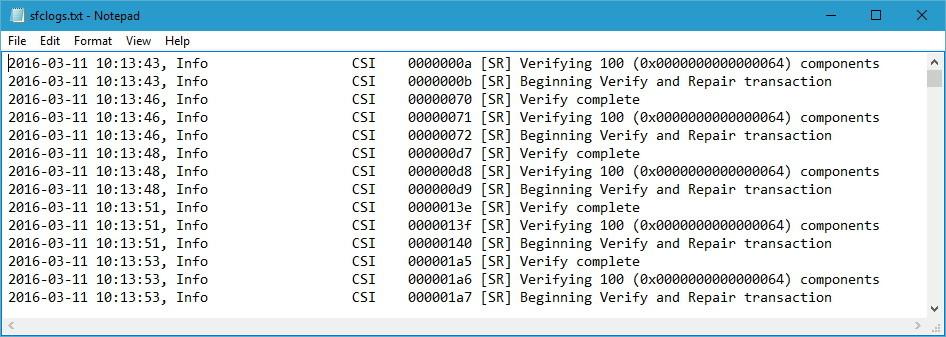 Sử dụng lệnh SFC scannow để sửa lỗi file hệ thống Windows 10 - Ảnh minh hoạ 5