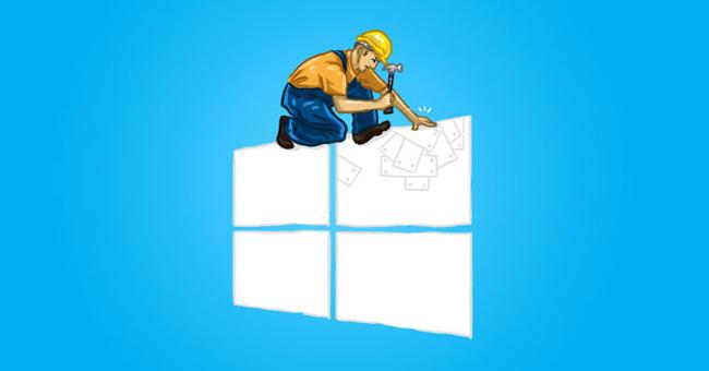 Sử dụng lệnh SFC scannow để sửa lỗi file hệ thống Windows 10