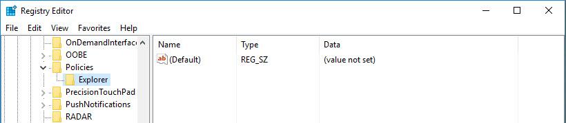 Hướng dẫn ngăn quá trình tắt máy trên máy tính Windows 10