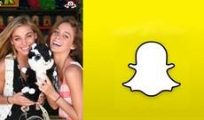 Cách sử dụng các hiệu ứng hình ảnh trong Snapchat