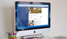 Đổi gió giao diện phẳng Facebook với Flatbook
