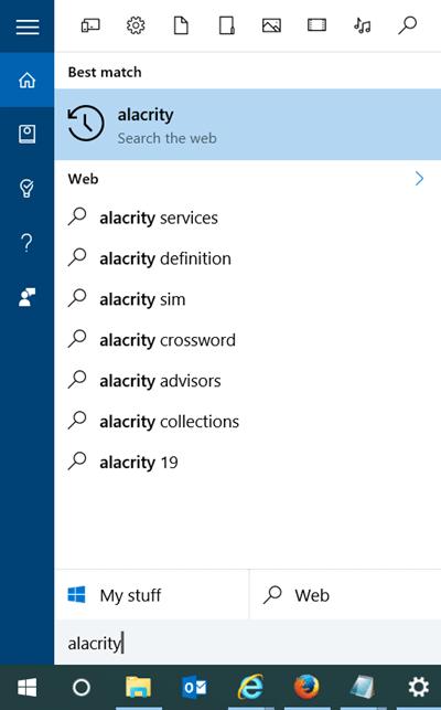 Cách sử dụng Cortana làm từ điển tra cứu trên Windows 10