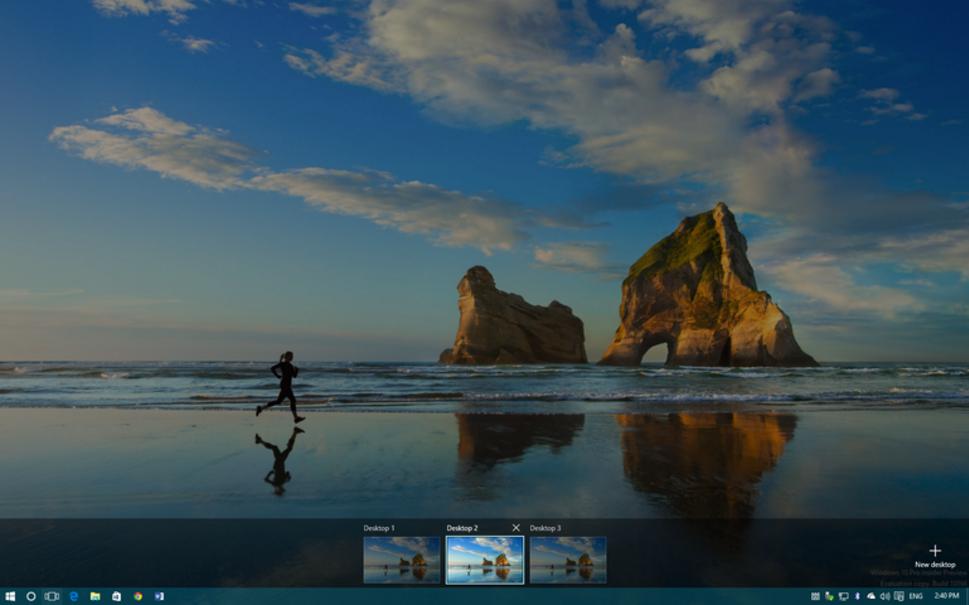 Sử dụng Desktop ảo trên Windows 10 như thế nào? - Quantrimang.com