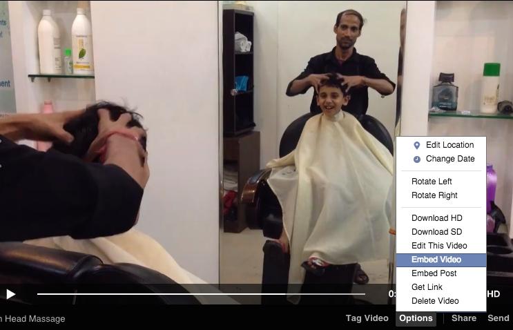 Cách nhúng video và bài viết từ Facebook vào một Website bất kỳ
