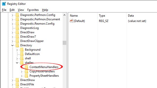 Cách tăng tốc hiển thị menu chuột phải trên Windows 10