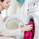 Nên chọn mua máy giặt lồng đứng hay máy giặt lồng ngang?