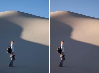 Khi sử dụng máy ảnh chuyên nghiệp bạn nên sử dụng định dạng RAW hay JPEG