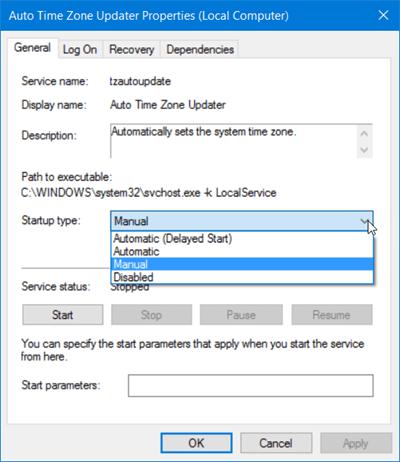Tất tần tật cách mở Windows Services trên Windows 10/8/7
