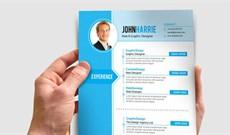 5 kiểu bố cục CV xin việc đơn giản - đẹp rất đáng học hỏi