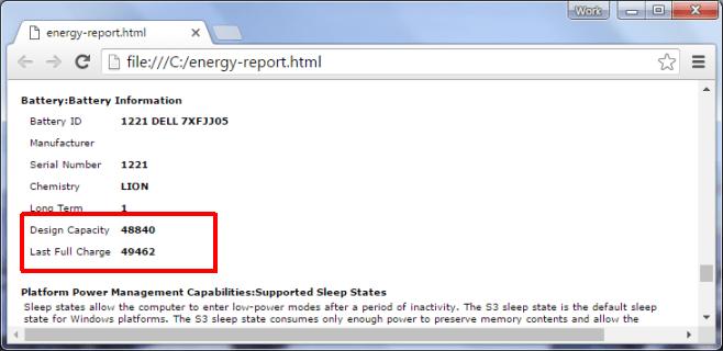 Test pin laptop, cách kiểm tra pin laptop đang ở mức nào mà không cần cài phần mềm