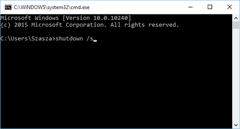 cửa sổ Command Prompt