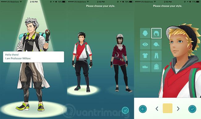 Tổng hợp - Cách chơi Pokemon GO, game thực tế ảo bắt Pokemon trên smartphone