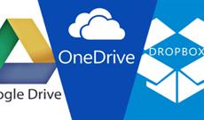 Thủ thuật xóa bộ nhớ cache Dropbox, OneDrive và Google Drive