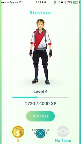 nâng cấp Pokémon trong Pokémon Go